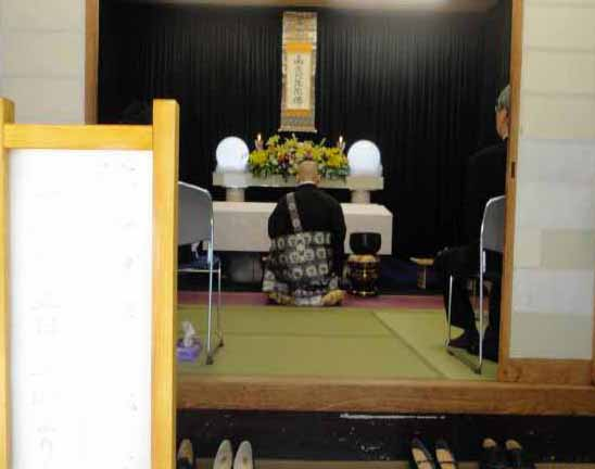 大阪市西成区 民生の方を大阪市立小林斎場で福祉葬としての施工実例を紹介